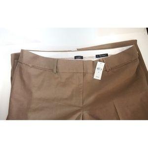 LOFT  Marisa Trouser Dress Pants